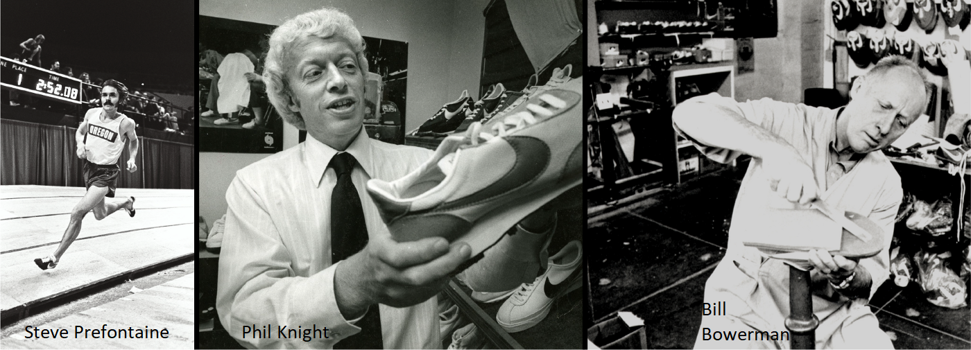 Nike, The Startup Way: An Analysis of How Nike Began as a Startup.